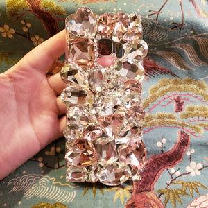 Samsung Galaxy s9 Big Crystal Case